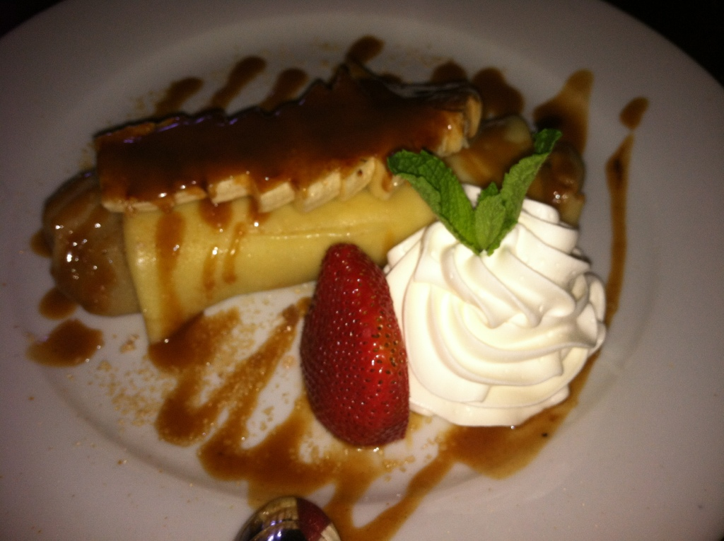 ... Cafe Orleans – Royal Street Bananas Foster Crepe Dine at Joe's