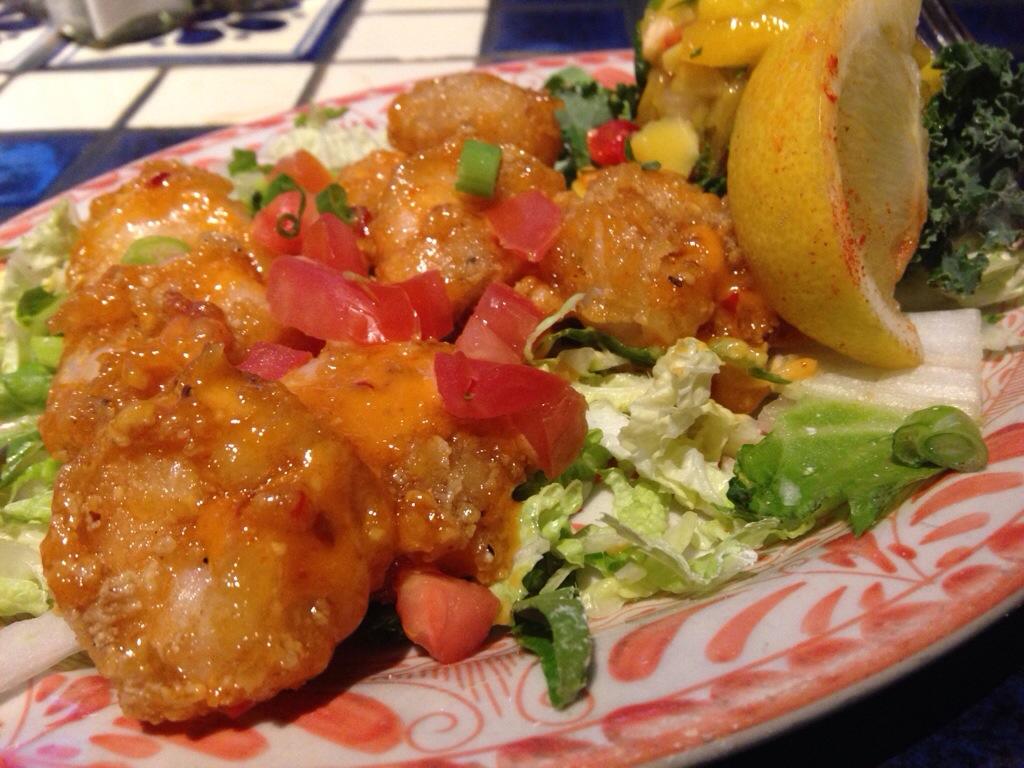 Abuelo's – Firecracker Shrimp Dine at Joe's