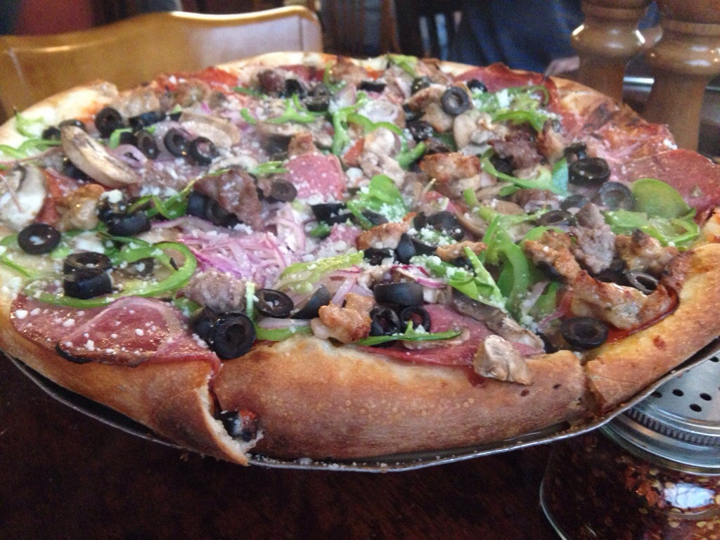 Andolini s pizzeria andolini s combo dine at joe 39 s for Andolinis