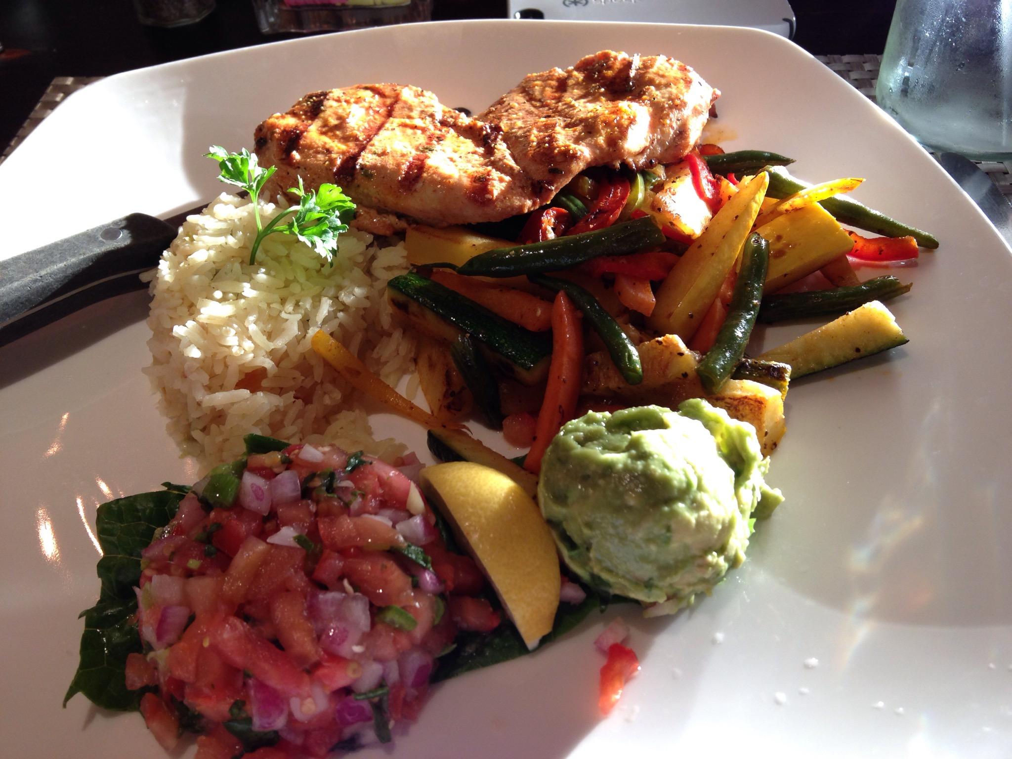 187 Mena S Healthy Plate Dine At Joe S