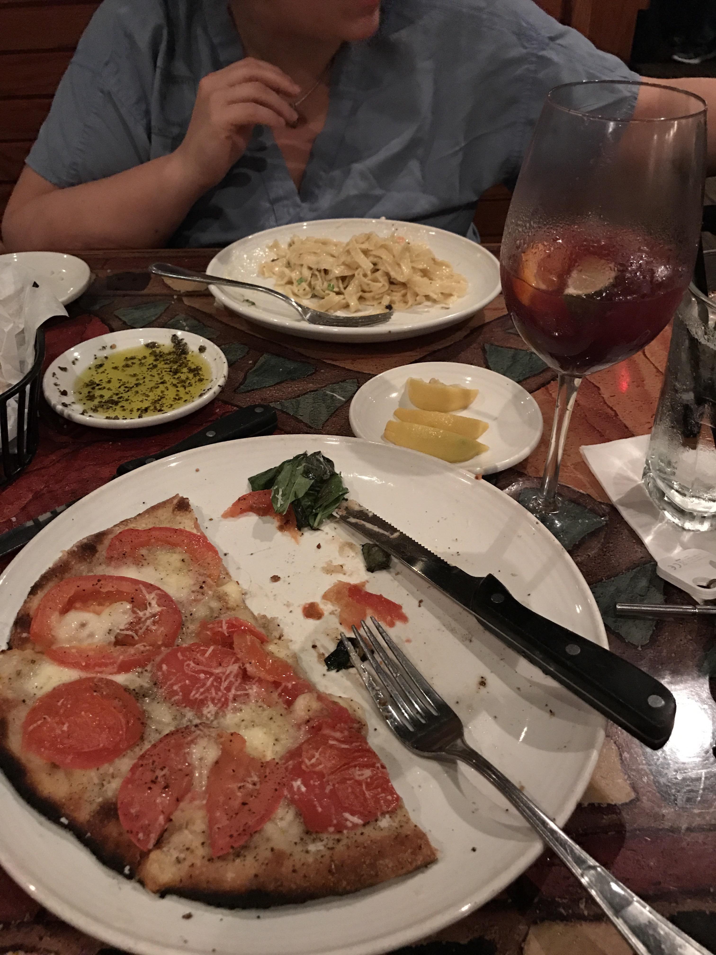 Alcohol Dine at Joe\'s