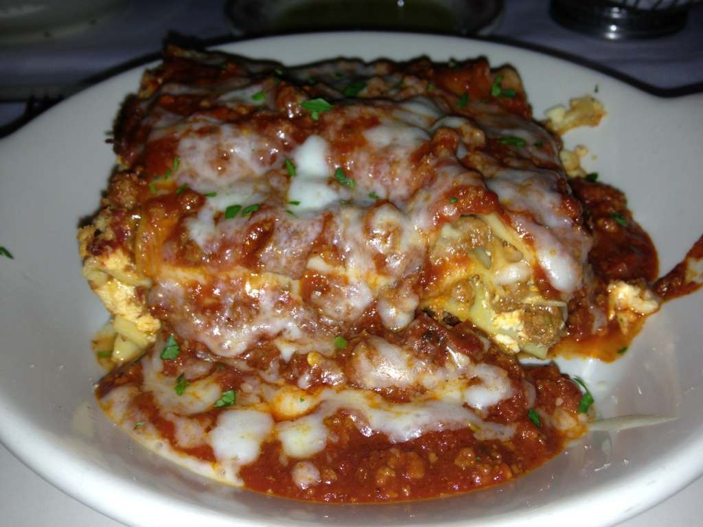 Indulge Inspire Imbibe: Maggiano's Little Italy